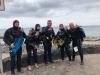 Margot, Ewald, Monique van harte gefeliciteerd met jullie PADI Open Water Diver duikbrevet!