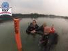 Kay, gefeliciteerd met je PADI Open Water Diver brevet!- Bussloo Augustus 2016