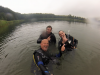Menno, Chris Henk,...van harte gefeliciteerd met je Open Water Diver duikbrevet!