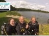 Open Waterduik 1 en 2 met Lotus,...en dat op 'PADI Womens Dive Day'!