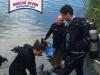 Valery, gefeliciteerd met je PADI Rescue Diver brevet! - Bussloo Augustus 2016