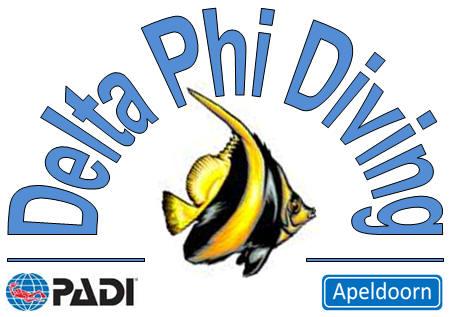Delta Phi Diving - PADI duikschool in Apeldoorn
